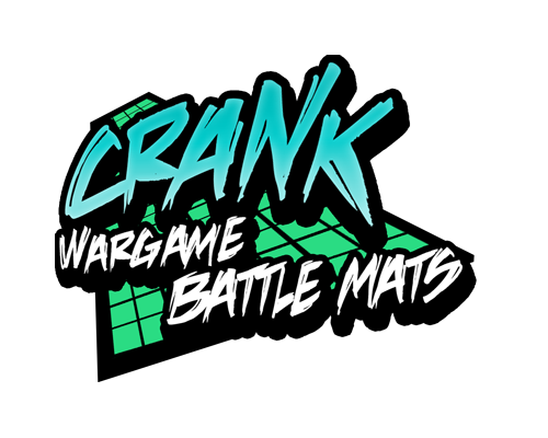 Crank Wargame Battle Mats